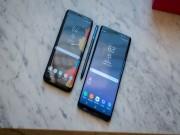 SO SÁNH: Galaxy Note 8 khác biệt gì với Galaxy S8?