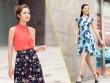 Thanh lịch, quyến rũ trong BST Thu 2017 của Thời trang H&T