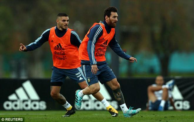 """ĐT Argentina lâm nguy: Messi trở lại, quyết sắm vai """"Thần hộ mệnh"""" - 4"""