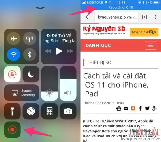 Mẹo quay phim màn hình trên Android và iOS - 4