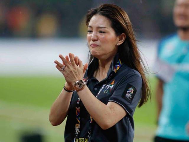U22 Thái Lan vô địch SEA Games: Sếp nữ xinh như người hùng