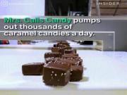 """Ẩm thực - Đây chính là cách người ta tạo ra những chiếc kẹo caramel """"thần thánh"""""""