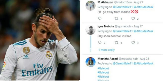 """Bale bị triệu fan Real la ó: Bỏ tới MU làm """"môn đệ"""" Mourinho? - 1"""