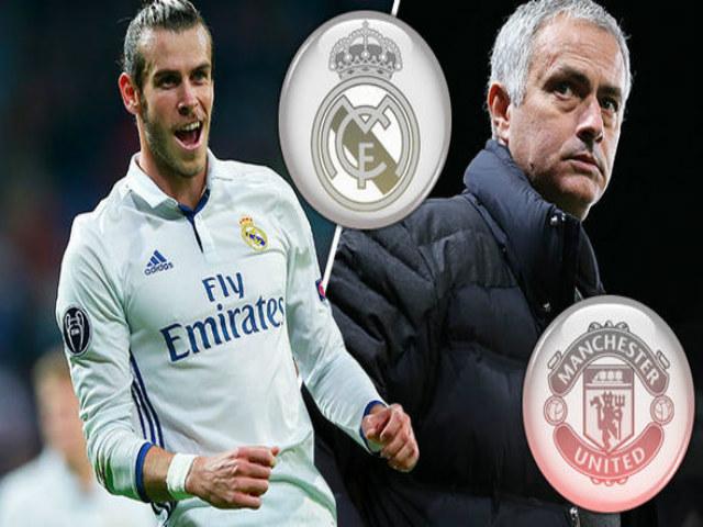 """Bale bị triệu fan Real la ó: Bỏ tới MU làm """"môn đệ"""" Mourinho?"""