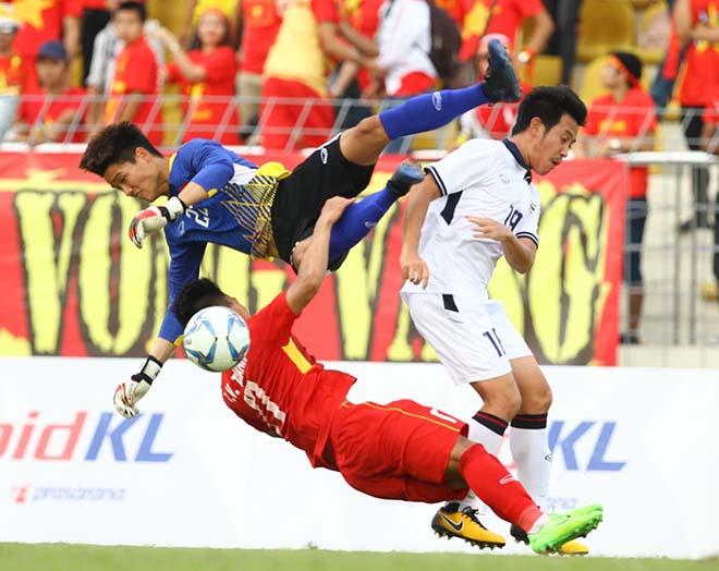 U22 Thái Lan hạ U22 Việt Nam, HCV SEA Games nhờ pháp sư Leicester - 1