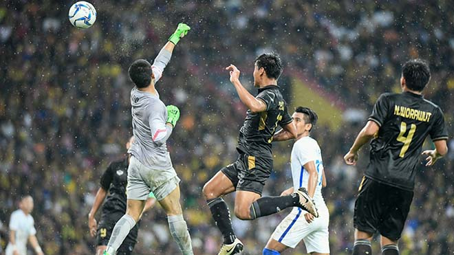U22 Thái Lan hạ U22 Việt Nam, HCV SEA Games nhờ pháp sư Leicester - 3