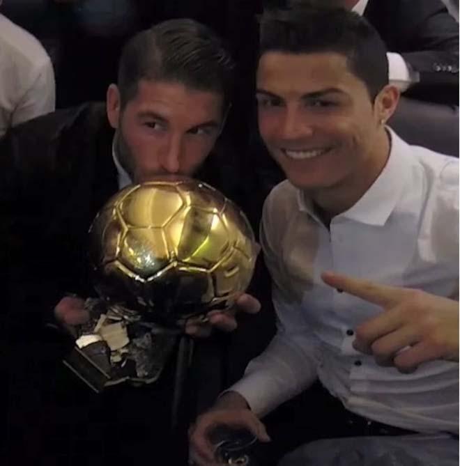 """Ramos """"ăn thua đủ"""" với Ronaldo: Tranh QBV, sẵn sàng gạt nghĩa - 1"""