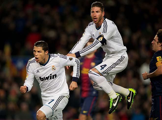 """Ramos """"ăn thua đủ"""" với Ronaldo: Tranh QBV, sẵn sàng gạt nghĩa - 2"""