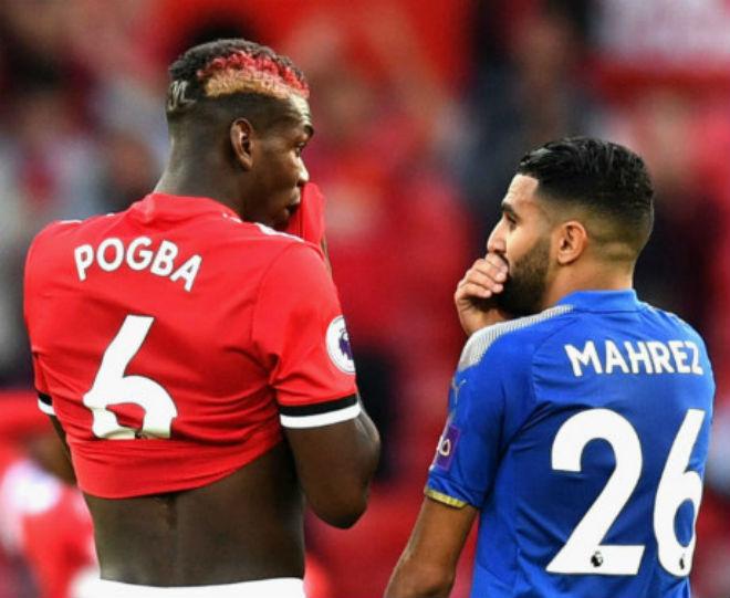 """Chuyển nhượng MU 30/8: Mourinho muốn """"giải cứu"""" Mahrez phút chót - 1"""