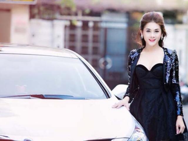 Gia đình ca sĩ Lâm Chi Khanh giàu cỡ nào?