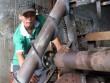 """""""Phù thủy"""" tài hoa chế hàng loạt máy móc ở vùng chuyên canh mía"""