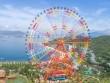 """""""Bánh xe bầu trời"""" - kỷ lục mới tại Vinpearl Land Nha Trang"""