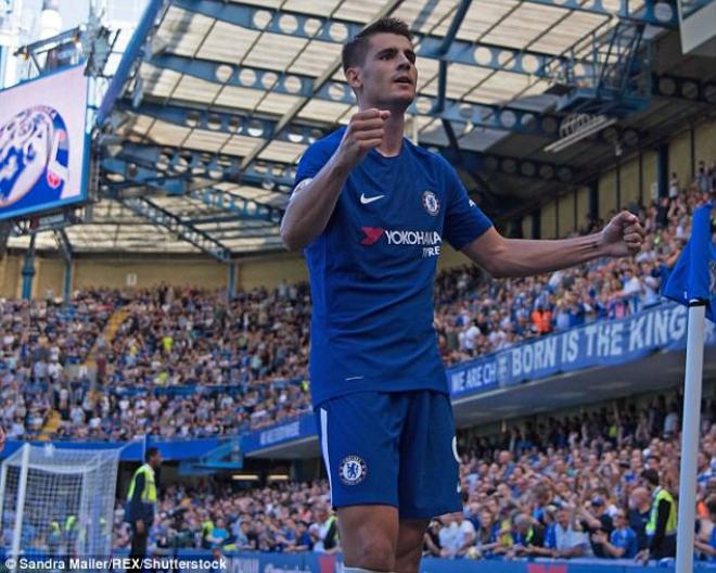 """Morata """"ngon"""" như Lukaku, Chelsea khỏi lo bom xịt - 1"""