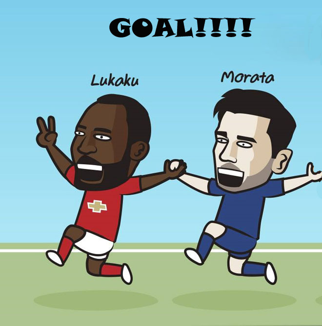 """Morata """"ngon"""" như Lukaku, Chelsea khỏi lo bom xịt - 2"""
