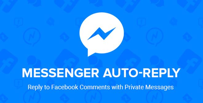 Kích hoạt tính năng tự động trả lời trên Facebook Messenger - 1
