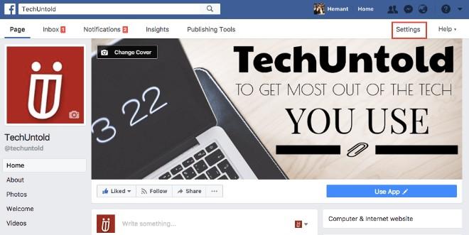 Kích hoạt tính năng tự động trả lời trên Facebook Messenger - 2