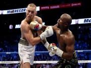 Thể thao - Đại bại trước Mayweather, McGregor suýt bị đấm vỡ sọ vong mạng