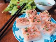 Lang thang Lạng Sơn tìm ăn những món ngon của núi rừng
