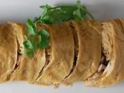 Ẩm thực - Tự làm gà chay hấp đơn giản, thơm ngon cho ngày lễ Vu Lan
