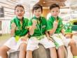 5 cầu thủ nhí Việt được tập huấn tại CLB Barcelona