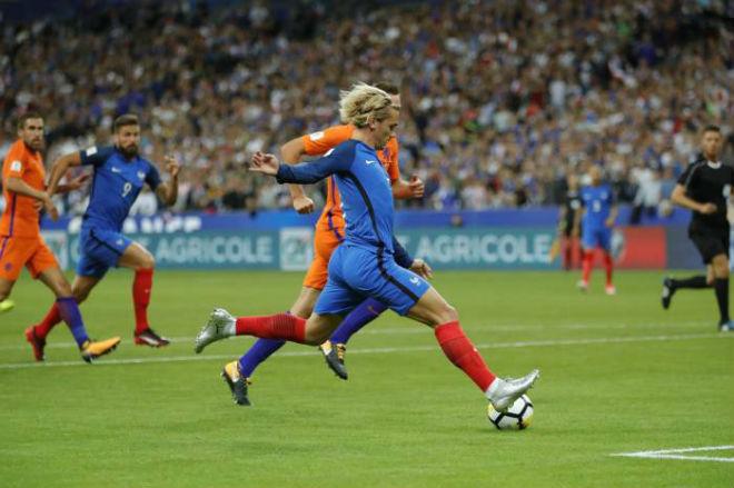 Pháp - Hà Lan: Song tấu 260 triệu bảng kết liễu (vòng loại World Cup 2018) - 1