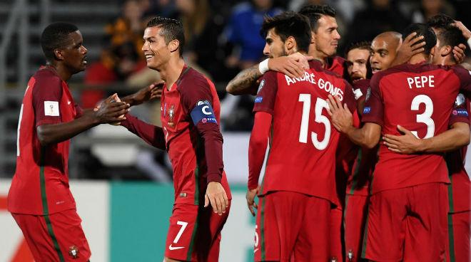 Bồ Đào Nha - Đảo Faroe: Người hùng quen mặt, đại tiệc 6 bàn (vòng loại World Cup 2018) - 1
