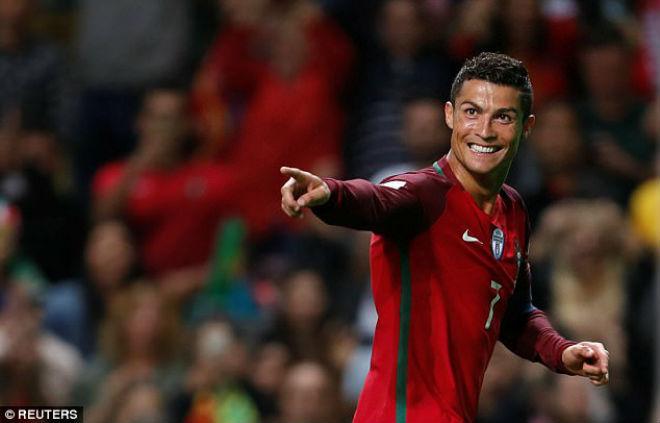 Ronaldo ghi siêu phẩm, lập kỷ lục và... đoạn tuyệt ân nghĩa MU - 2