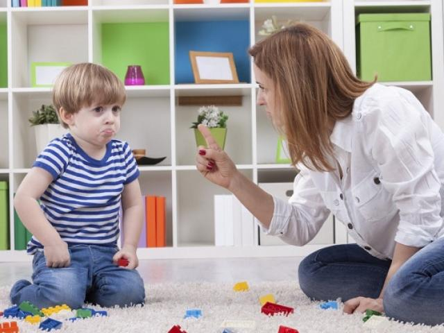 Giáo dục - du học - Bí quyết dạy con kiểm soát tốt hành vi mà không cần đánh mắng