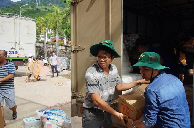 Dekalb Việt Nam chung tay hỗ trợ bà con tại tâm lũ Sơn La - 3