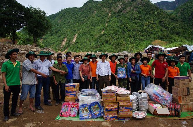 Dekalb Việt Nam chung tay hỗ trợ bà con tại tâm lũ Sơn La - 4