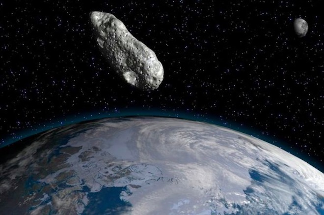 """Trái Đất sẽ """"chào đón"""" một thiên thạch khổng lồ ngay trong đêm nay - 1"""