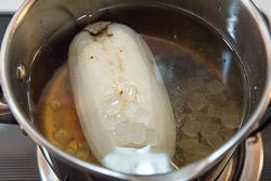 Ngó sen nhồi gạo nếp mật ong thơm ngọt cho mâm cơm dịp lễ Vu Lan - 9