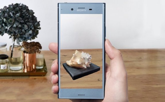 Công nghệ chụp ảnh 3D lần đầu tiên được tích hợp vào smartphone - 1