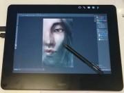 Công nghệ thông tin - Bảng vẽ điện tử với bút cảm ứng không cần pin độc đáo