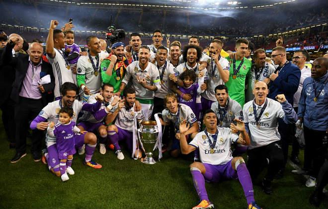 MU - Mourinho học theo Real - Zidane: Vô địch cúp C1 với 2 đội hình - 1