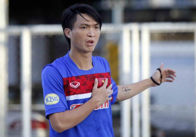 Đội tuyển Việt Nam đến Campuchia: Minh Long - Xuân Trường học làm Ánh Viên - 3