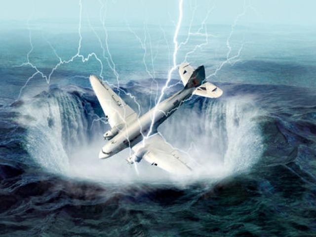 Vụ máy bay mất tích bí ẩn nhất ở Tam giác quỷ Bermuda