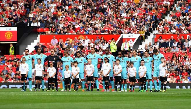 Huyền thoại MU – Barca: Cống hiến bữa tiệc ở Old Trafford - 3