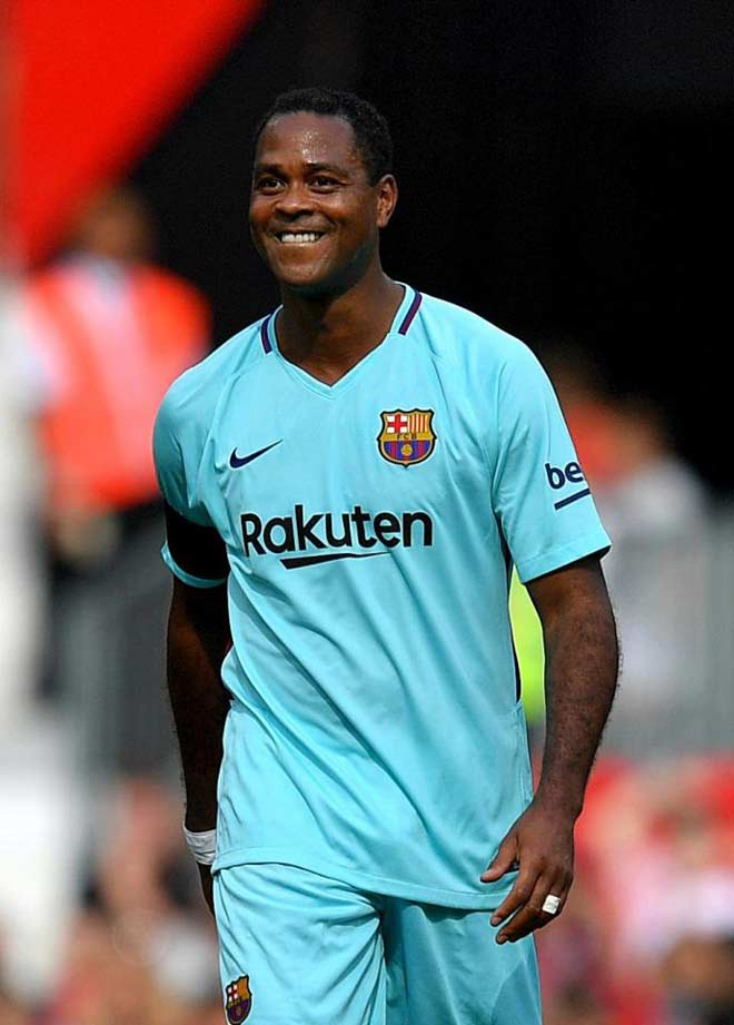 Huyền thoại MU – Barca: Cống hiến bữa tiệc ở Old Trafford - 12