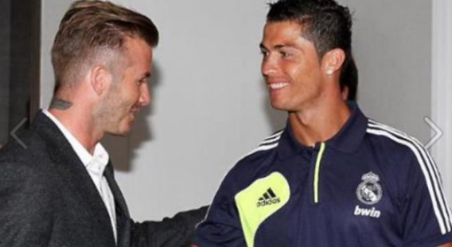 """Ronaldo """"phá"""" Barca, rời Real có thể đá cho đội Beckham - 2"""