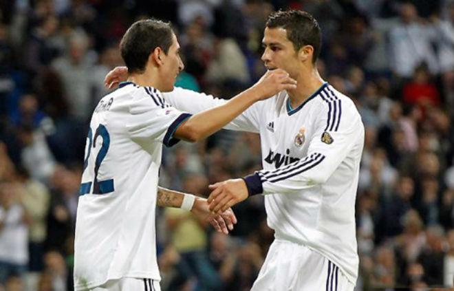 """Ronaldo """"phá"""" Barca, rời Real có thể đá cho đội Beckham - 1"""