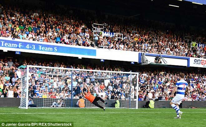 MU: Thầy Mourinho bắt bóng, đá 11m khiến De Gea và Lukaku kiêng nể - 6