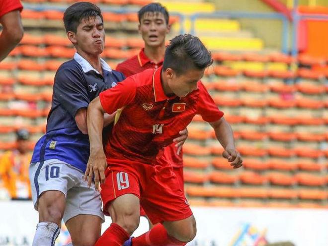 Vòng loại Asian Cup và phiên bản 2.0 của U-22 - 1