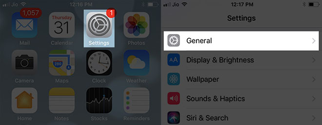 Sửa lỗi iPhone không thể kết nối với App Store - 1