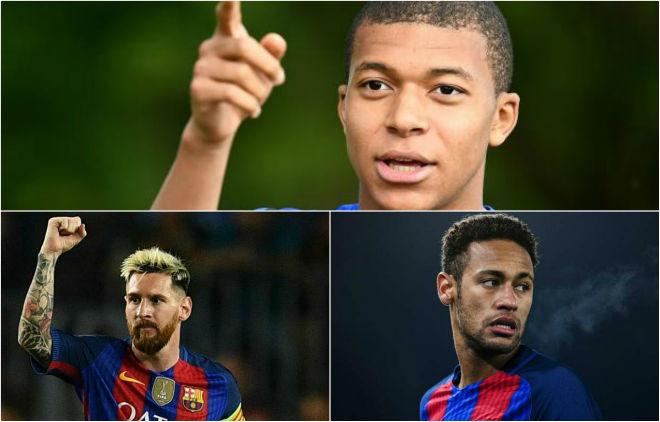 PSG quyết mua nốt Messi: Tam tấu 700 triệu euro vô địch thiên hạ - 2