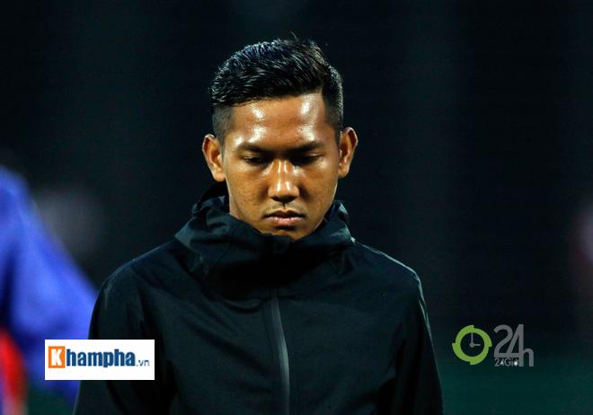"""Đối thủ ĐT Việt Nam giấu bài, """"Ronaldo Campuchia"""" làm mặt lạnh - 2"""