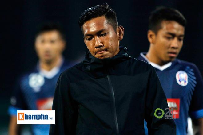 """Đối thủ ĐT Việt Nam giấu bài, """"Ronaldo Campuchia"""" làm mặt lạnh - 3"""