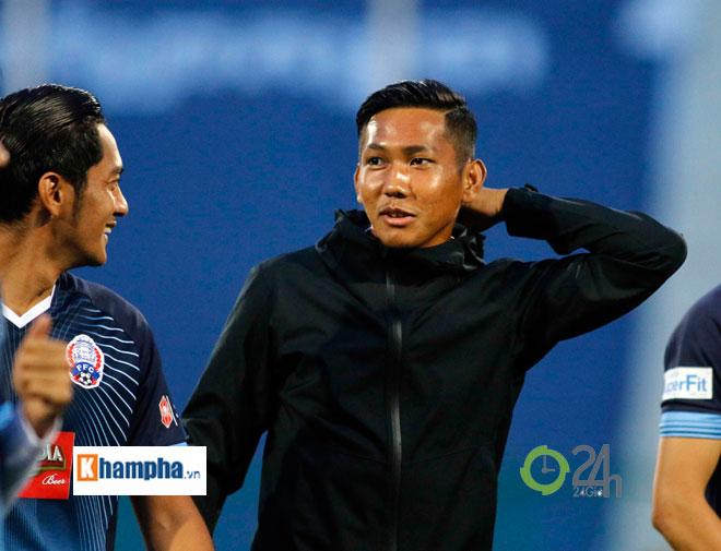 """Đối thủ ĐT Việt Nam giấu bài, """"Ronaldo Campuchia"""" làm mặt lạnh - 4"""
