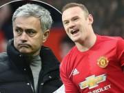 """Bóng đá - MU thâm cung bí sử: Rooney """"đổ lỗi"""" Mourinho, ca ngợi Lukaku"""