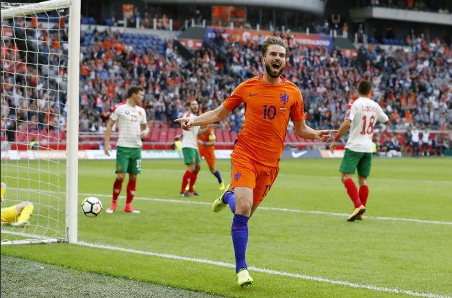 Hà Lan – Bulgaria: Người hùng và cú đúp ngoạn mục - 1